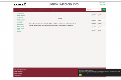 Dansk Medicin Info